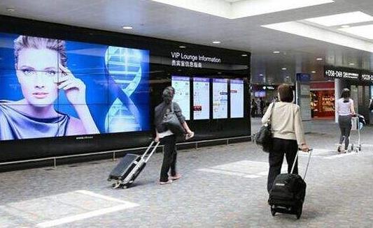 高亮液晶显示屏 广告橱窗